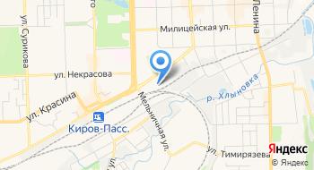 Оптовый склад Дом цветов на карте