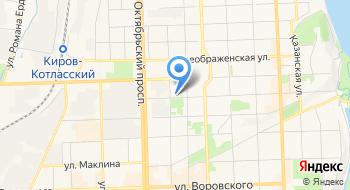 Автошкола Грин Лайт на карте