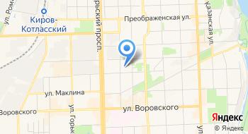 АСБ-Проф на карте