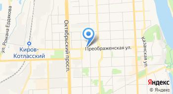 Кировский ЦНТИ на карте