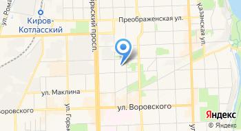 Современный Деловой институт на карте
