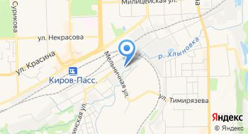КировСпецПривод на карте