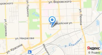 Ассоциация СРО Регион-Проект на карте