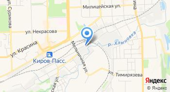Инженерная компания Т на карте