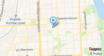 Полиграфычъ на карте