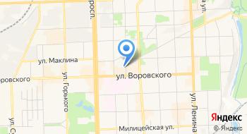 Администрация г. Киров МКУ агентство по работе с предприятиями и имуществом на карте