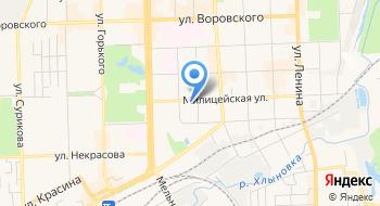 Аварийная служба г. Кирова на карте