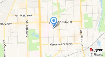 Управление Роспотребнадзора по Кировской области на карте