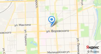 Кировское областное общественное учреждение Зеленый Киров на карте