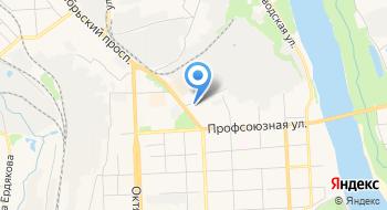 Управление Федеральной миграционной службы России по Кировской области на карте