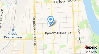 Компания Новая техника на карте