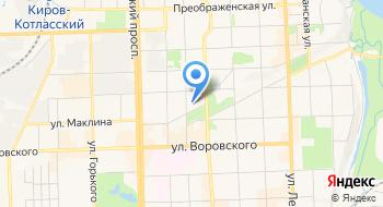 Фортуна-М на карте