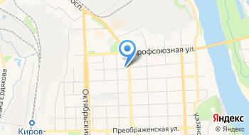 Кировский городской отдел ЗАГС на карте
