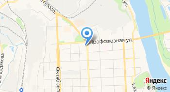Ионмобайл на карте