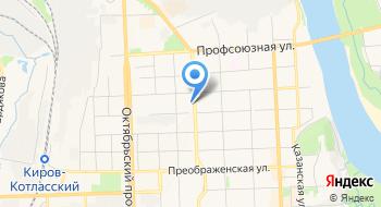 Магазин Пряжа на карте
