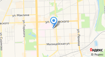 КОГБУЗ Детский клинический консультативно-диагностический центр на карте