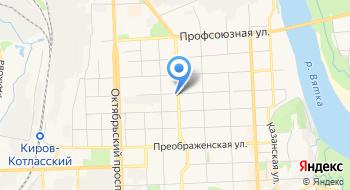 Kirovgame на карте