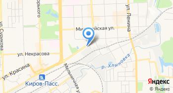 Станица на карте
