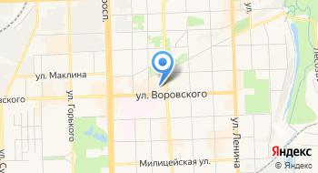 Городской информационный портал Кировнет на карте