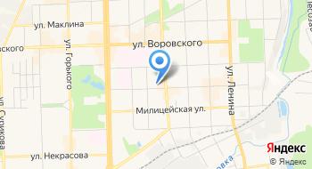Кировский центр Лесного Хозяйства на карте
