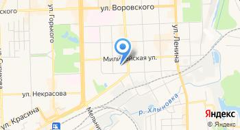 Межшкольный учебный комбинат №3 г. Кирова МБОУ на карте
