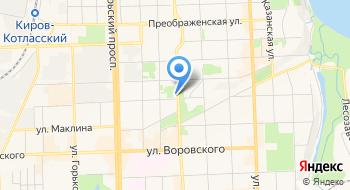 Кинотеатр Октябрь на карте