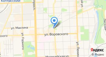 Злато Телеком-Киров Представитель Вымпел-Коммуникации на карте