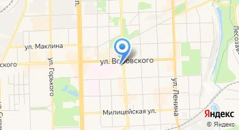 Кировский областной госпиталь для ветеранов войн КОГБУЗ на карте