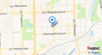 Российский медицинский научно-производственный центр Росплазма ФМБА России, Передвижной плазмацентр на карте