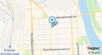 Мои Документы, Территориальный отдел МФЦ по Зуевскому району на карте