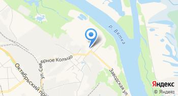 Автосервис Заводской на карте