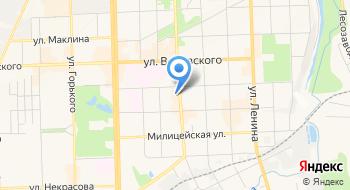Торгово-офисный центр Юбилейный на карте