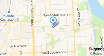 Макс-Драйв на карте