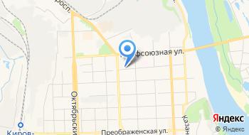 СРО Центр на карте