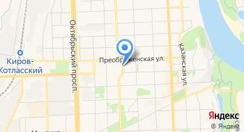КОГБУК Вятский художественный музей имени В.М. и А.М. Васнецовых Музейный центр творческого развития на карте
