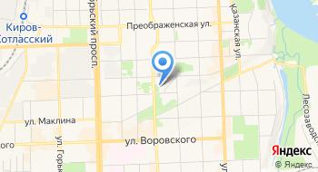 Агентство ВятЗемлеСтрой на карте