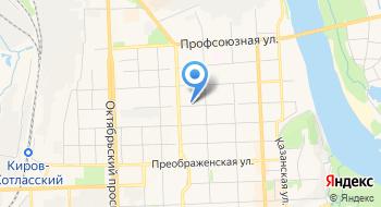 Отель Классик на карте