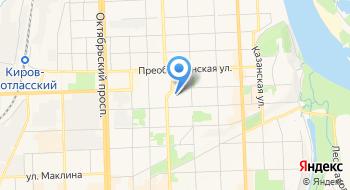 Форест на карте