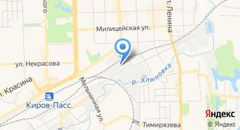 Марк на карте