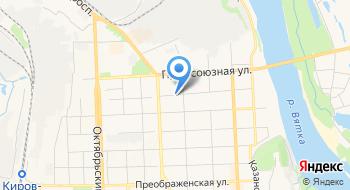 Офисный центр Русь на карте