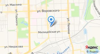 Финансово-аналитическая служба Консультант на карте
