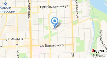 Кировнет, Городской информационный портал на карте