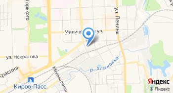 Дистрибьютор Астраханского завода резиновой обуви Дюна-Аст Планета обуви на карте