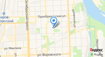 Кировский театр Кукол Имени А. Н. Афанасьева на карте