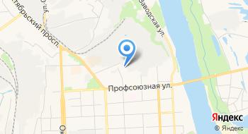Кировский шинный завод на карте