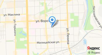 Бассейн-Киров.РФ на карте