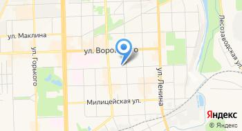НОУ центр информационных технологий в обучении Познание на карте