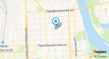 Афло-центр на карте