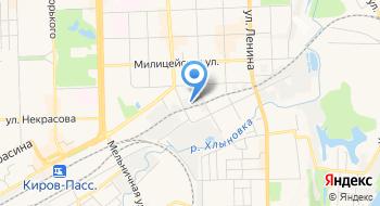 Торговый центр на карте