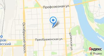 Студия Презент на карте